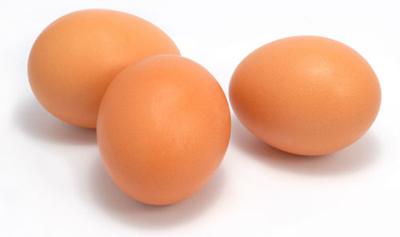 Яйца за отслабване