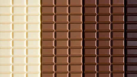 Диета и отслабване с шоколад