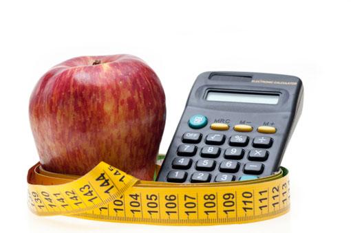 изчисяване на дневната нужда от калории