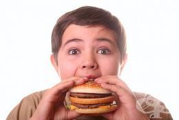 Затлъстелите деца са с висок холестерол