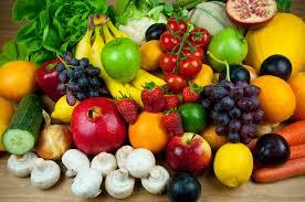 Зеленчуците и плодовете трябва да се подбират