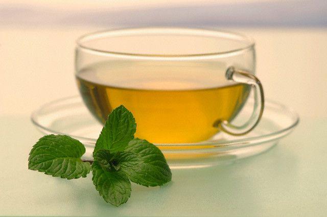Чай от мента за сваляне на килограми
