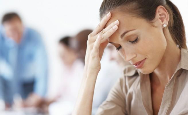 Обърнете се към лекар при силно главоболие