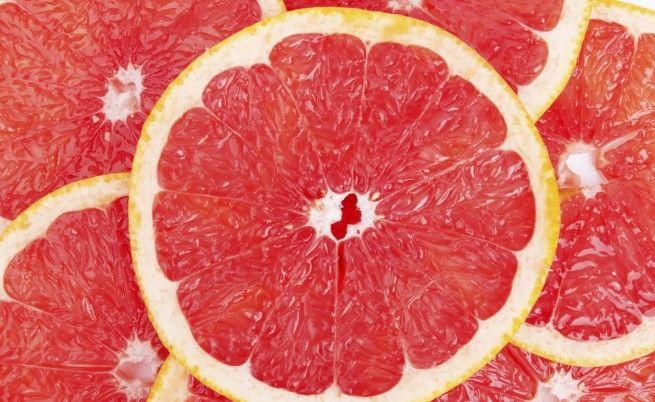 Намалете теглото с грейпфрут