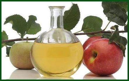 Отслабнете с ябълков оцет