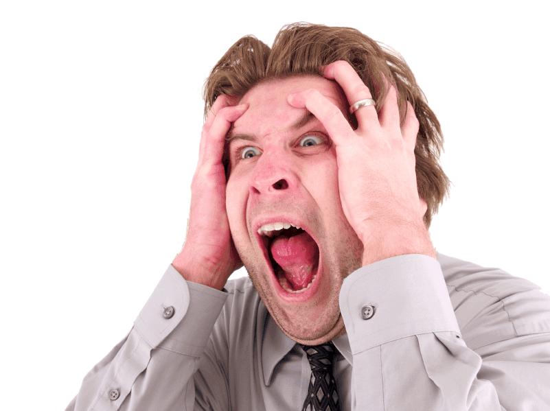 Стресът е един от причинителите на висок холестерол