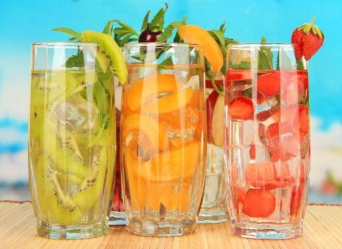 Комбинирайте любимите си плодове и си направете страхотно питие
