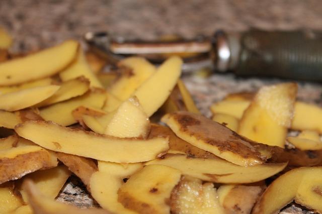 Някои плодове и зеленчуци трябва да се ядат без да се белят.