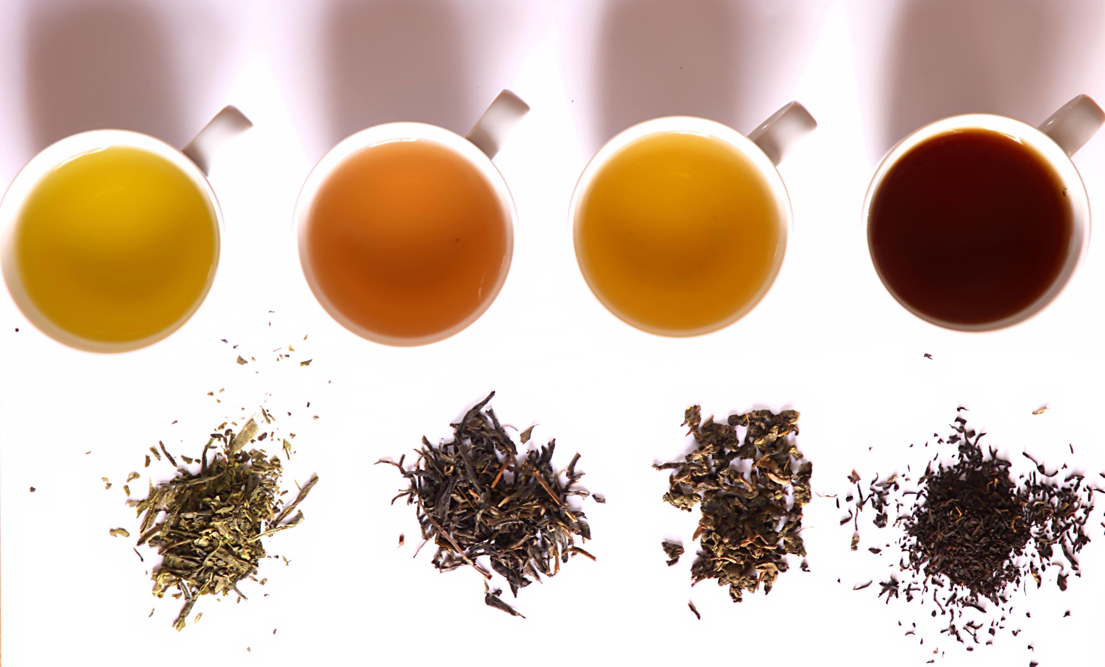 Различите чайове помагат при различни заболявания