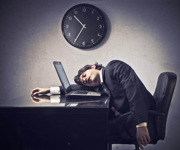 Сън и продуктивност
