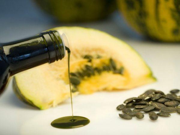 Лечение - тиквено масло, свойства, въздействия