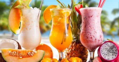 Лечение - студени напитки, жега, причини