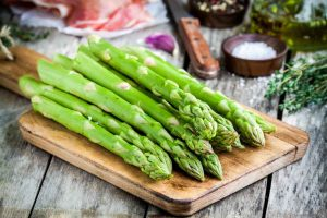 Най-полезните зеленчуци на пролетта